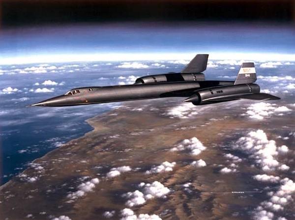 SR - 71 Blackbird