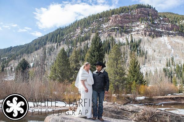 Vail Wedding Photography - East Vail - Martinez