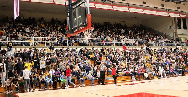 Faces of the Semi-state Crowd 2/22/2020