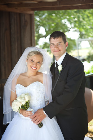 Victoria & Josh's Wedding
