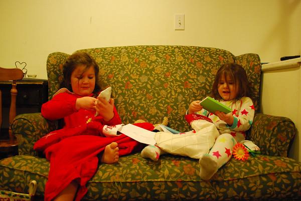 Christmas Morning, 2012