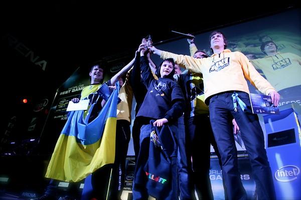 Intel Extreme Masters Global Challenge Kiev 2012