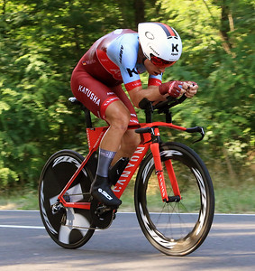 DM 2018 German Nationals Time Trial at Einhausen
