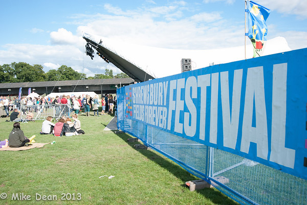 Shrewsbury Fields Festival 2013