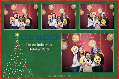 Desco Industries Holiday Party