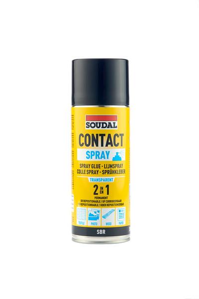 Soudal Contact spray glue