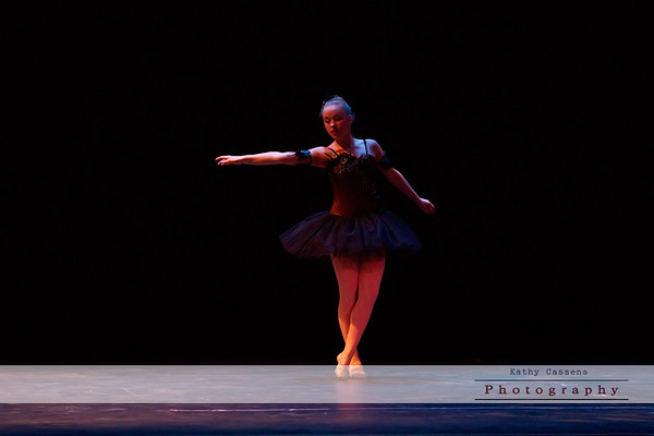 Ballet 7 - Prelude and Rooftop
