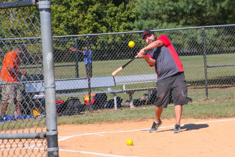 092216 Briggs Chaney Softball