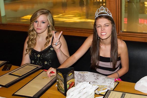 Sarah's 18th Birthday Fun CPK - 2012