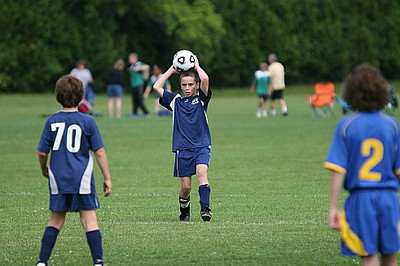 U10 Boys Milton Stingers vs Rutland County Blue