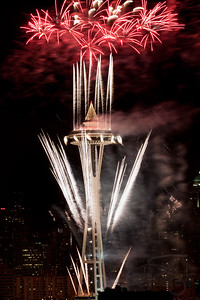 New Years Seattle