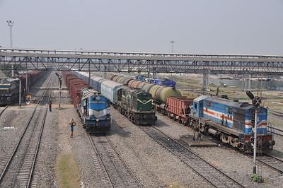 34 New Jalpaiguri station