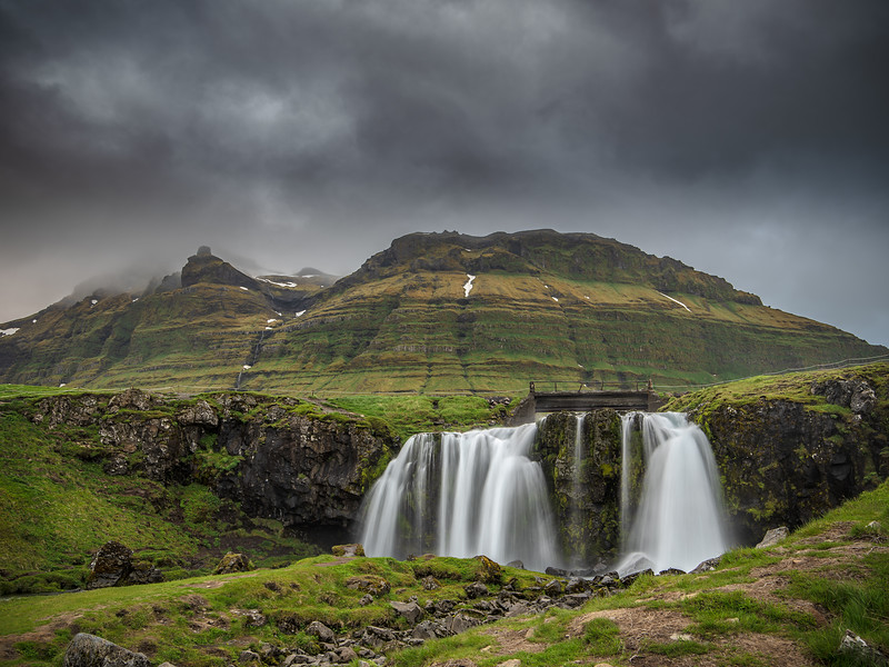 Another View of Keilir Falls   Photography by Wayne Heim