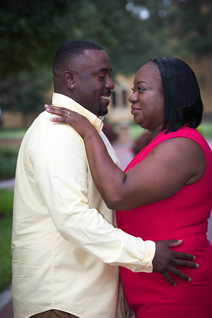 Chinere and Lawrence Engagement Shoot 8-5-2017