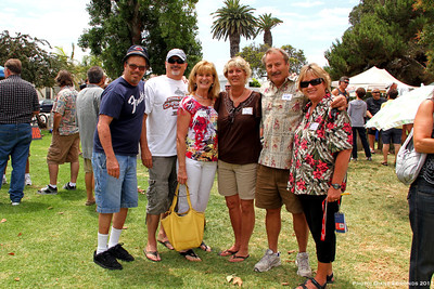 Huntington Beach High School 'All Years' Reunion Picnic 7/31/11