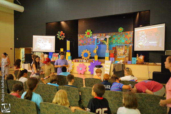 VBS Clayton First UMC