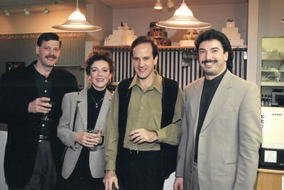 Pre-Wedding Parties - Nov 1998