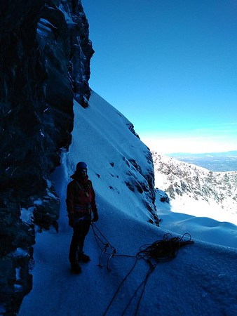 22 - 24 December 3 days Ice climbing and Mountaineering Veleta & Cerro de los Machos