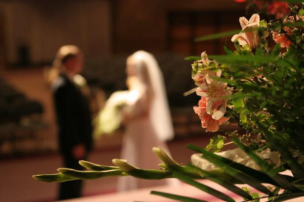 Mike & Karla Gerbitz Wedding - March 31, 2007