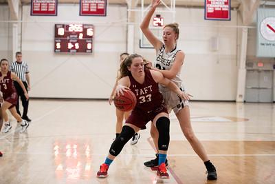 1/25/20: Girls' Varsity Basketball v Westminster