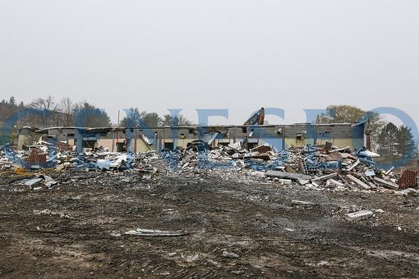 Demolition Day 3 - 11/30/12