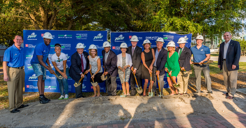 Alico Expansion Ground Breaking 11/04/16