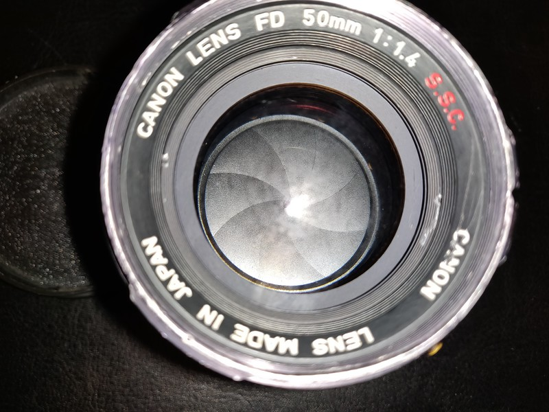 Canon FD 50 mm 1.4 S.S.C. - Serial Q1213 & 896737 009.jpg