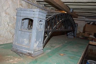 Hellgate Train Bridge