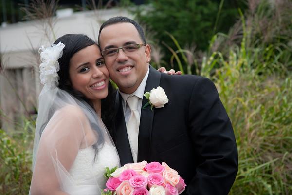 Adriana and Cristian 09-24-2011