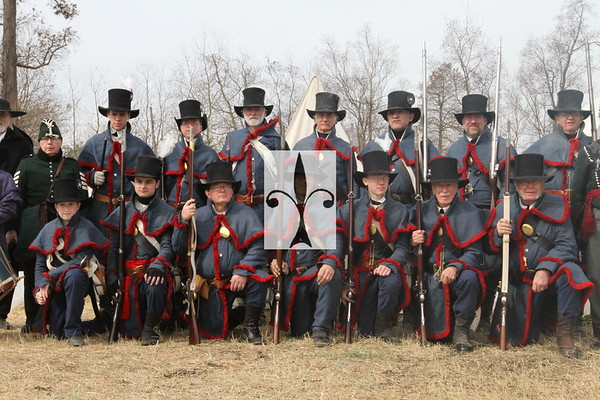 The Battle Of New Orleans Reenactment 2015