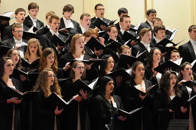 Chorale April 2013