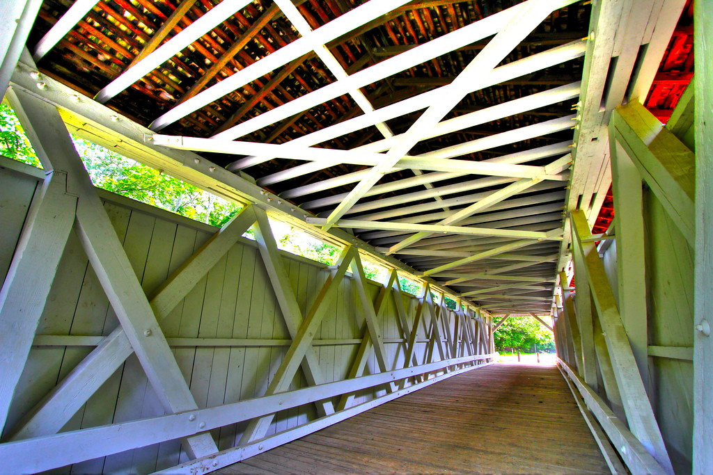 "6/5/11<br /> <br /> Everett Rd. Covered Bridge, Cuyahoga Valley National Park.<br /> <br /> Daily of the covered bridge from a few weeks back: <a href=""http://gregmurray.smugmug.com/Photography/Daily/15156540_KASCi#1269508557_RfW2FNb"">http://gregmurray.smugmug.com/Photography/Daily/15156540_KASCi#1269508557_RfW2FNb</a><br /> <br /> Yesterday's full album: <a href=""http://gregmurray.smugmug.com/Nature/CVNP-Covered-Bridge/17398281_wvknZq#1322870410_CsF3kSd"">http://gregmurray.smugmug.com/Nature/CVNP-Covered-Bridge/17398281_wvknZq#1322870410_CsF3kSd</a>"