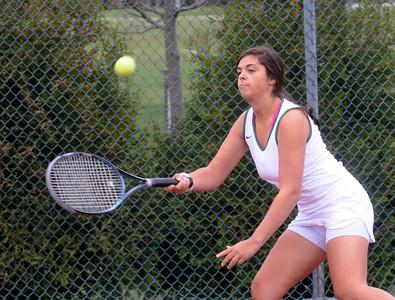 2012 BBA Varsity Girls Tennis vs Rutland photos by Gary Baker