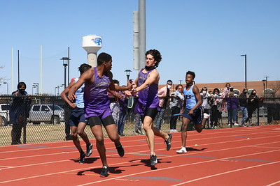 March 6, 2021 Track and Field Byron Nelson League Meet