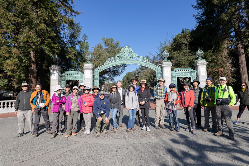 Hiking Group, Berkeley Campus