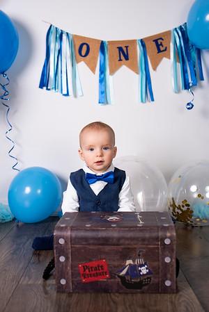 David (First birthday)
