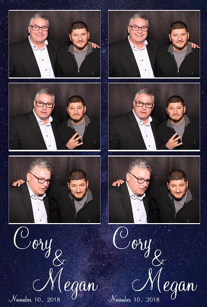 Cory & Megan's Wedding (11/10/18)
