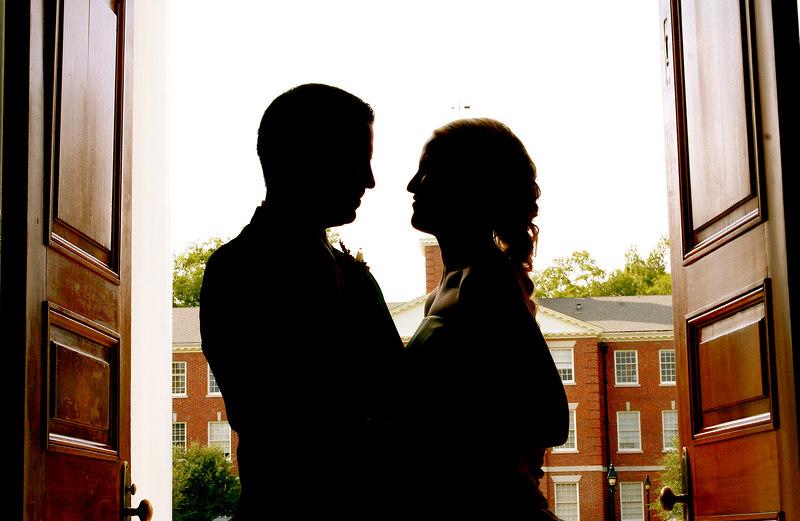 John and Sarah Wedding