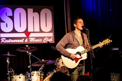 Glenn Phillips Performs at Soho