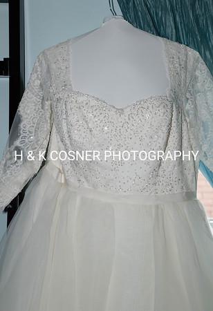 Brittany  & Brandon Wedding 10-6-18