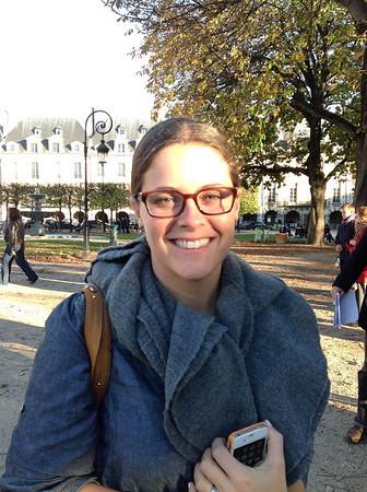 Paris with Kate