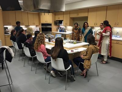 AAARCC Diwali Cooking Demo 2015
