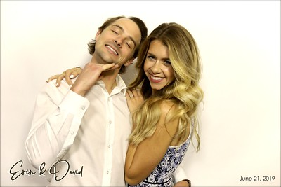 Erin and David