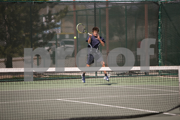 JD vs Jordan Boys Varsity Tennis