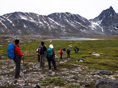 The trekking experience