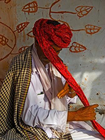 IMAGES OF INDIA 2010--BHENSWARA
