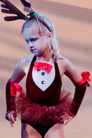 Boogie Woogie Reindeer Girls
