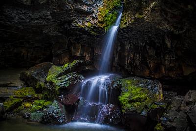 Devils Creek Falls