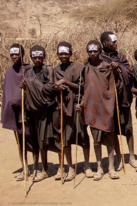 The Maasai Tribe of Tanzania
