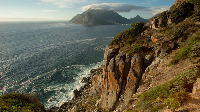 Hout Bay, South Africa.